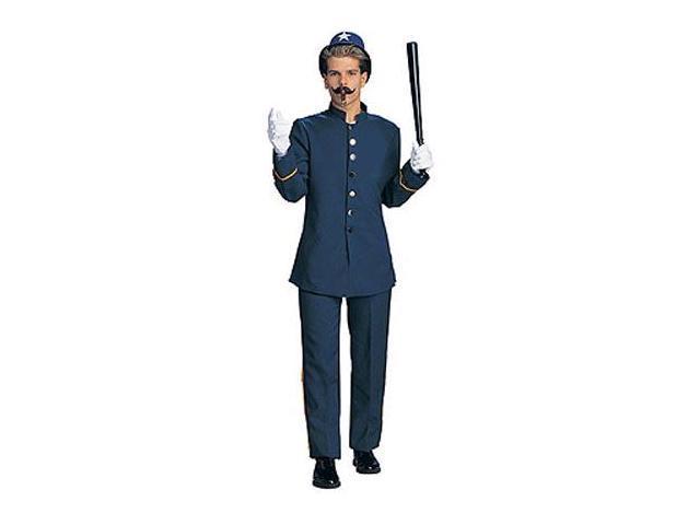 Keystone Cop Costume Adult Medium