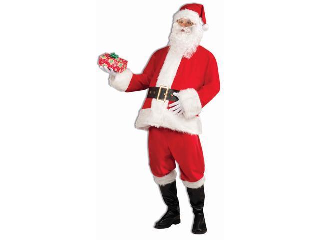 Santa Claus Adult Costume Standard