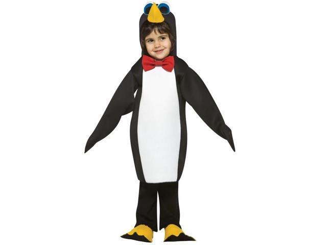 Penguin Child Costume 3-4T