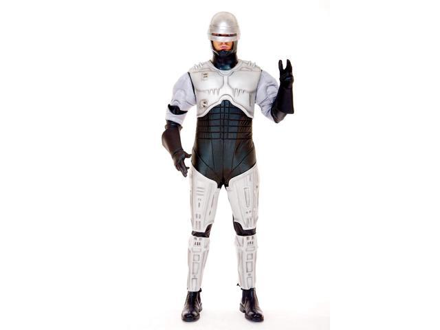 Robocop Costume Adult Small 38-40