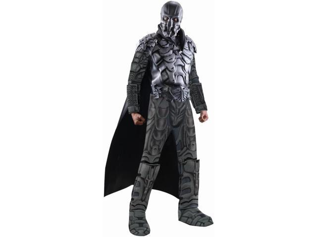 Superman Man Of Steel General Zod Deluxe Muscle Chest Costume Adult X-Large