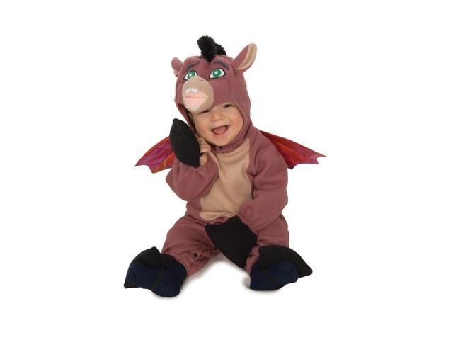 Shrek The Third Donkey Baby Costume Newborn