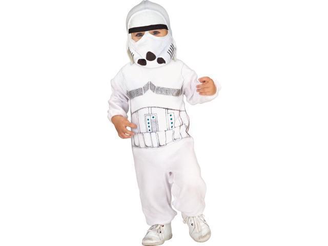 Star Wars Stormtrooper Baby Costume 6-12 Months