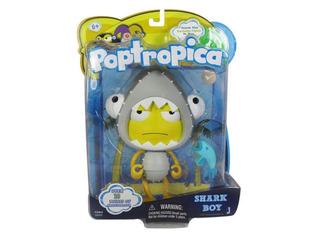 "Poptropica 6"" Figure Shark Boy"