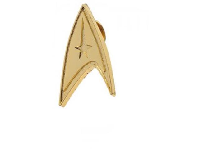 Star Trek Lapel Pin Command