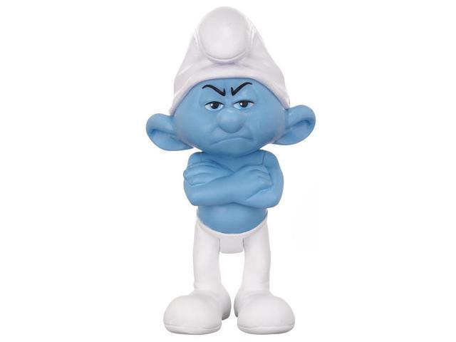 The Smurfs Movie Grab 'Ems Wave 1 Grouchy Figure
