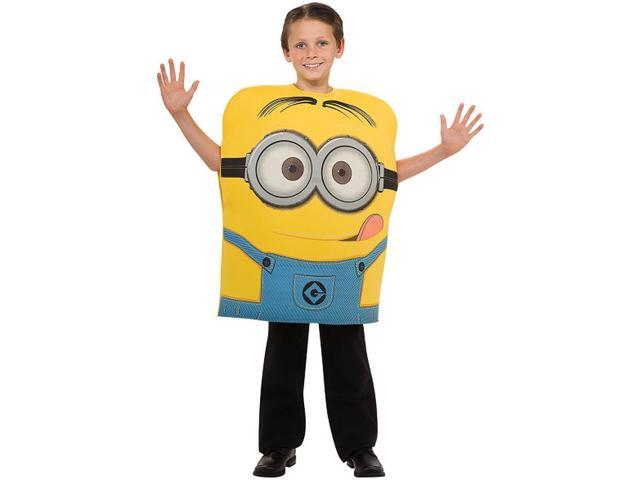 Despicable Me 2 Minion Dave Foam Costume Child Medium