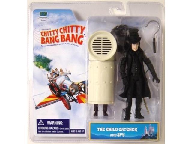Chitty Chitty Bang Bang Two Pack Figure Child Catcher & Spy
