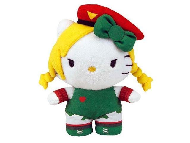 Hello Kitty Street Fighter X Sanrio Capcom Cammy Mini 6