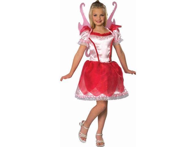 Strawberry Shortcake Fairy Child Costume Small