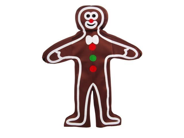 Gingerbread Man Adult Costume Standard