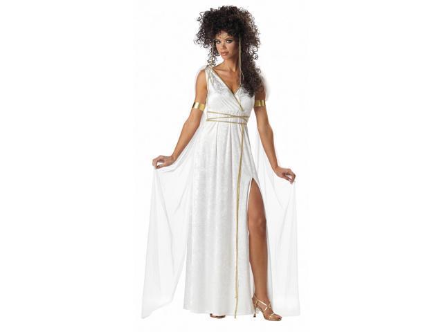 Athenian Greek Goddess Costume Adult Small