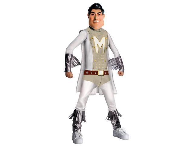 Mega Mind Metro Man Costume Child Small