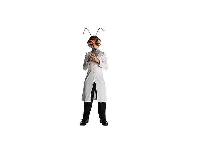 Monsters Vs. Aliens Dr. Cockroach Costume Child Small