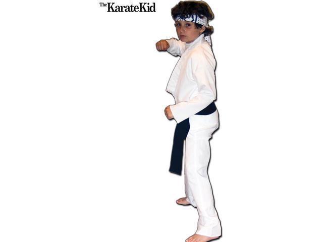 Karate Kid Daniel-San Costume Child Medium