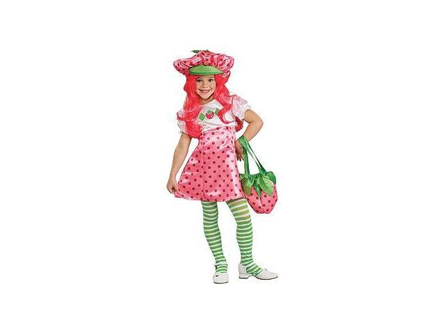 Strawberry Shortcake Deluxe Costume Toddler Small