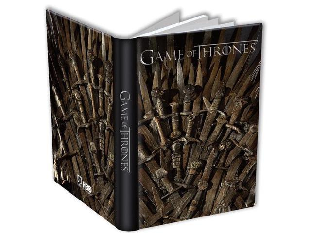 Game Of Thrones Journal: Throne
