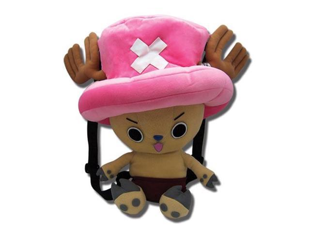 One Piece Chopper Plush Bag