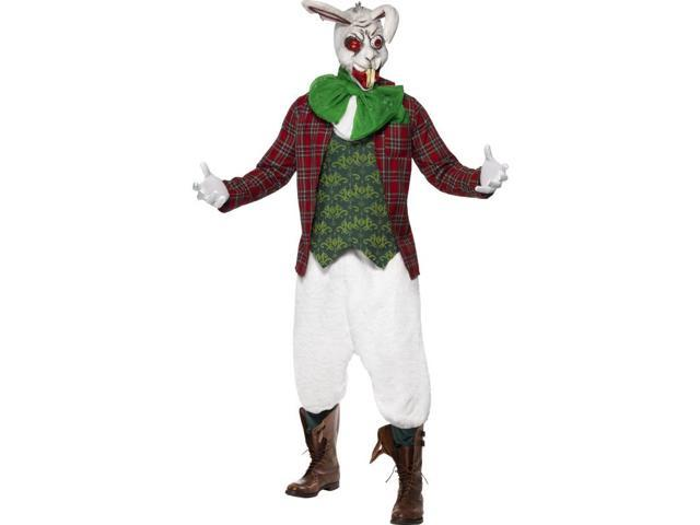 Rabid Peter Rabbit Costume Adult Medium