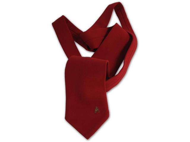 Star Trek: The Original Series Necktie: Services Red (Scotty)