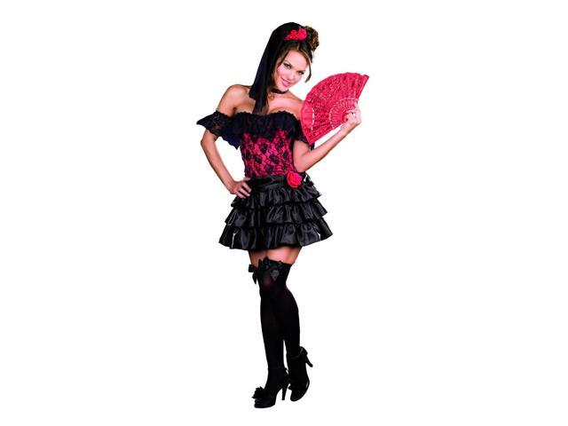 Sexy Spanish Senorita Fabulosa Costume Adult Medium