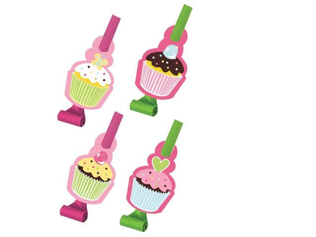 Party Blowouts 8 Pack Sweet Treat Blowouts