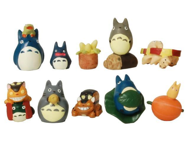 My Neighbor Totoro Volume 2 Mini Figure Set of 10