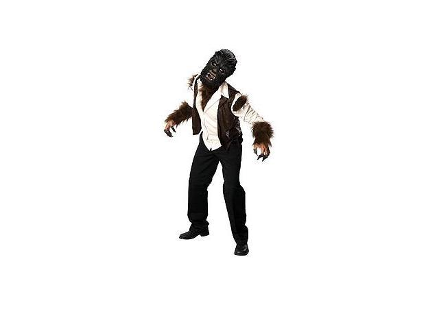 The Wolfman Deluxe Costume Adult Standard