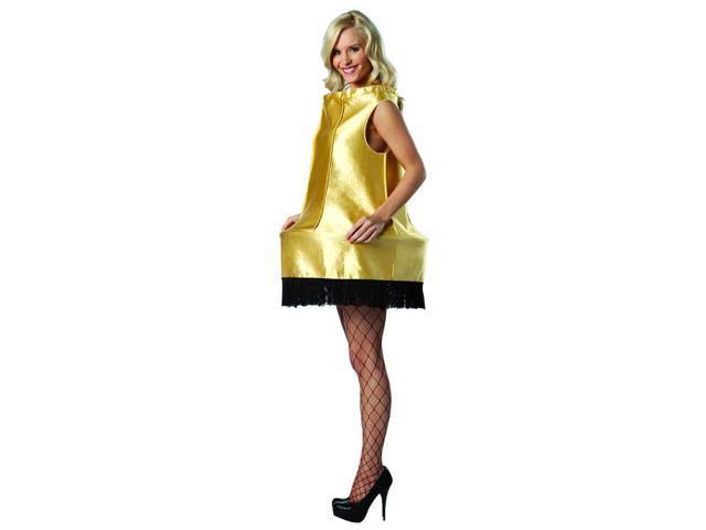 Christmas Story Leg Lamp Foam Costume Dress Adult 4-10