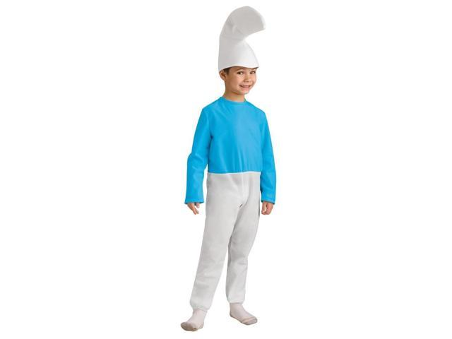 The Smurfs Smurf Child Costume Large