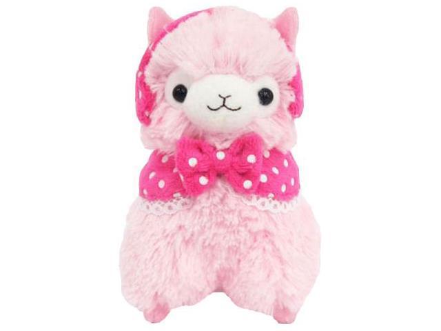 Llama w/ Earmuffs Alpaca 18