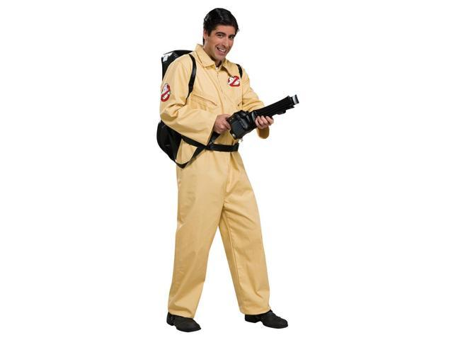 Ghostbusters Deluxe Costume Adult Standard