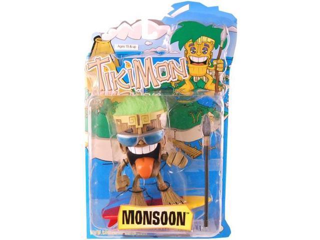 Tikimon Series 1 Monsoon Action Figure