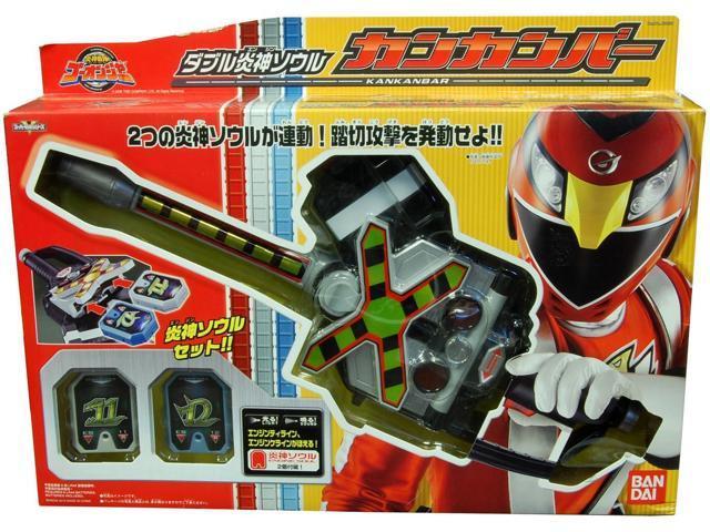 Power Rangers Engine Sentai Go-onger KanKan Bar