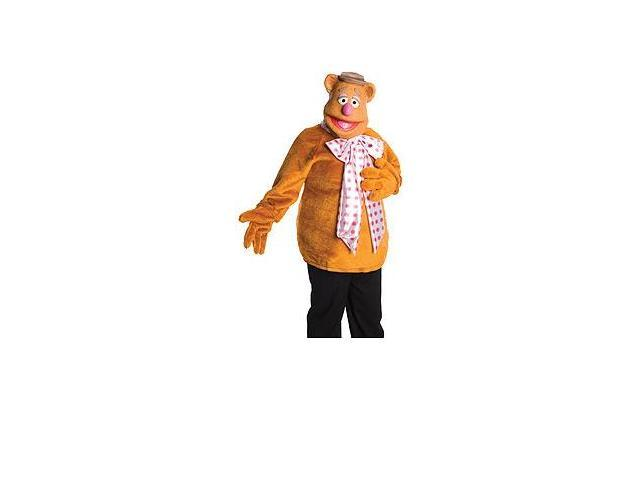 The Muppets Fozzie Bear Costume Adult Small