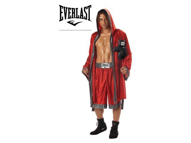 Everlast Boxer Fighter Adult Costume 42-44