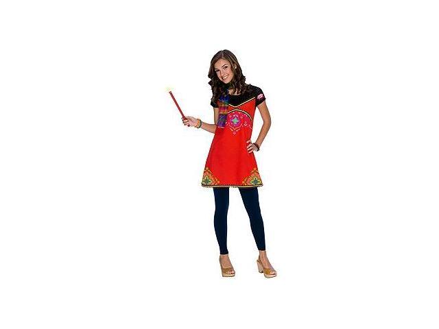 Wizards Of Waverly Place Alex Boho Witch Costume Child Small