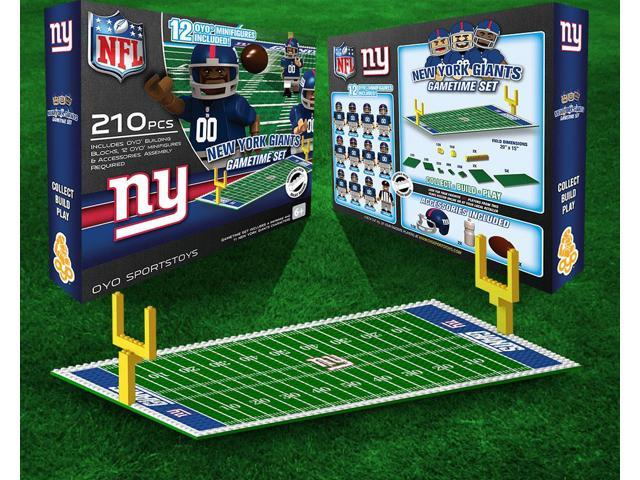 New York Giants NFL OYO Figure and Field Team Game Time Set