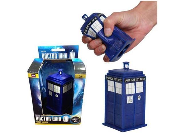 Doctor Who Tardis Squeeze Stress Toy