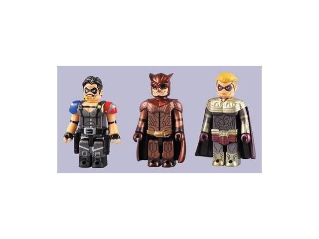 Watchmen Kubrick 3 Piece Figure Set A