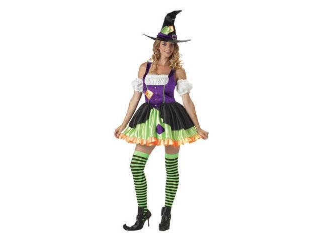 Witchful Thinking Designer Costume Adult X-Small
