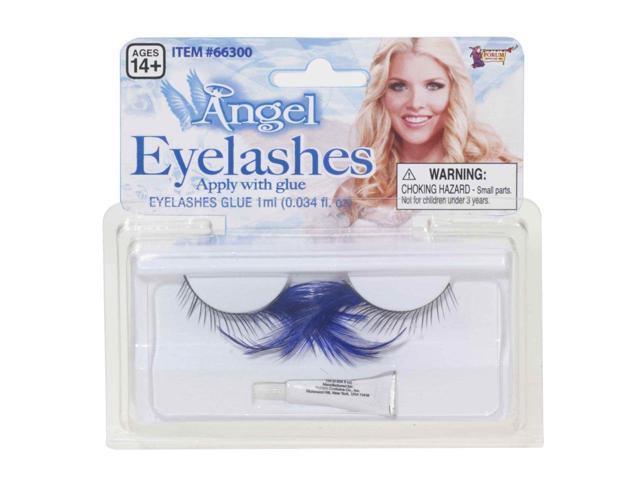 Angel Eyelashes Costume Eyewear Accessory