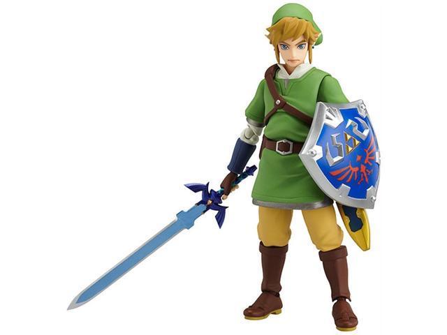 Legend of Zelda Skyward Sword Link Action Figure by Figma