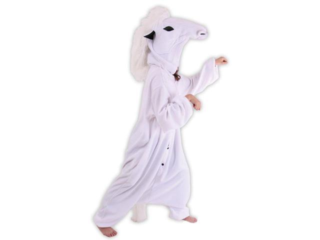 Horse Animal Anime Adult Costume Pajamas Standard