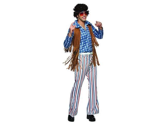 Greg Brady Bunch Johnny Bravo Hippie 70'S Male Costume Adult Standard