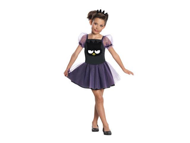 Hello Kitty Badtz Maru Dress Costume Child Small 4-6