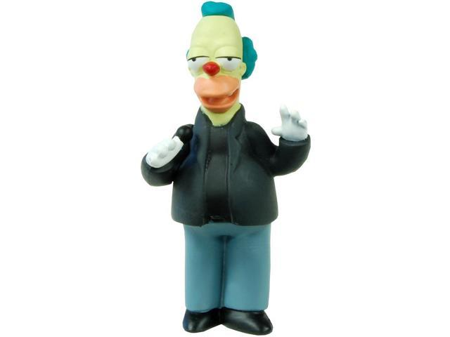 Simpsons 20th Anniversary Collector Figure Season 6-10 Stand Up Krusty
