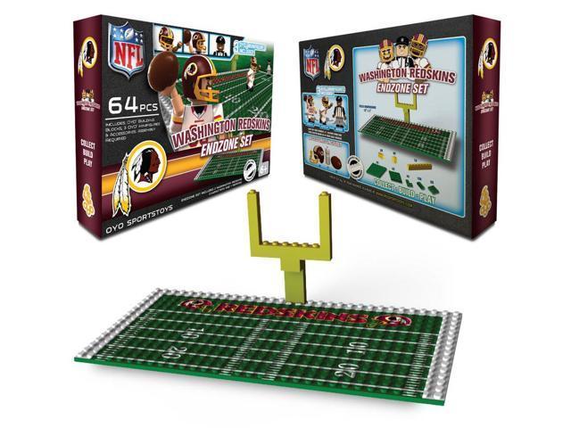 Washington Redskins NFL Endzone Set