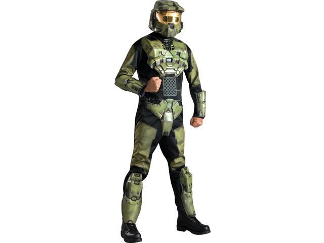 Halo 3 Deluxe Master Chief Adult Costume Standard