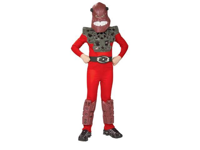 Bionicle Red Piraka Child Costume Small